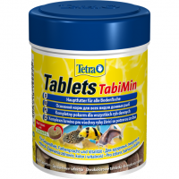 Tetra, Tablets, TabiMin, корм для донных рыб (таблетки)