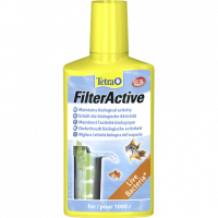 Tetra, Aqua, FilterActive, полезные бактерии 100 мл./400 л.