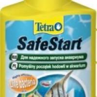 Tetra, Aqua, SafeStart, мгновенный запуск аквариума 100 мл./200 л.
