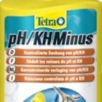 Tetra, Aqua, pH/KH Minus, снижение уровня pH и KH