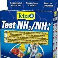 Tetra, Test, NH3/NH4, тест на содержание аммония пресн./море