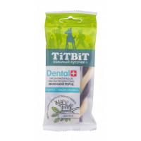 Titbit Дентал +косичка с мясом кролика для мелких пород