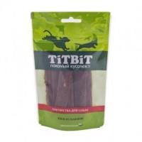 TiTBiT Золотая Коллекция, Кебаб из Телятины д/собак (75г)