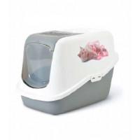 Savic, Nestor Impression, туалет-домик для кошек (56х39х38.5 см.)