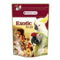 Versele-laga, корм для крупных попугаев с фруктами Exotic Fruit