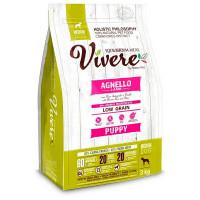 Vivere, Medium Puppy корм д/щенков средних пород (ягненок)