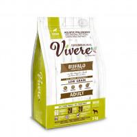 Vivere, Medium Adult корм д/собак средних пород (буйвол)