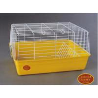 Золотая клетка, R1, клетка для кролика, эмаль (60х36х32 см.)