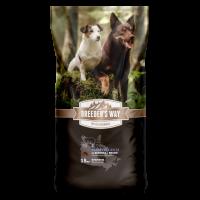 Zoogurman, Breeder's Way Sensetive корм д/собак всех пород (ягненок/рис)