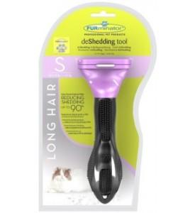 FURminator для кошек маленьких, длинношерстных пород Long Hair Small Cat 4 см