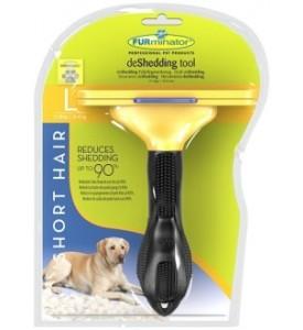 FURminator для собак крупных, короткошерстных пород Short Hair Large Dog 10 см