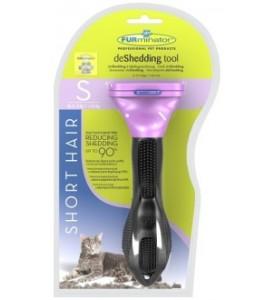 FURminator для кошек маленьких, короткошерстных пород Short Hair Small Cat 4 см
