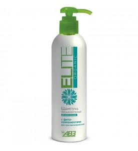 ELITE Organic, шампунь гипоаллергенный для кошек и котят