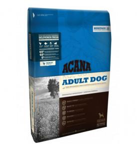 Acana, Heritage, Adult, корм д/собак всех пород (цыпленок/зелень)