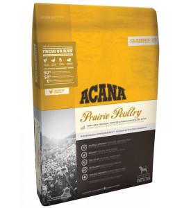 Acana, Prairie Poultry, корм д/собак и щенков всех пород (птица)