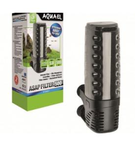AquaEl, Asap 500, фильтр внутренний (500 л/ч, 50-150 л.)