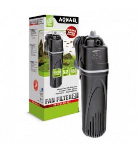 AquaEl, Fan-2 Plus, фильтр внутренний (450 л/ч, 100-150 л.)
