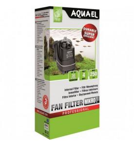 AquaEl, Fan-micro Plus, фильтр внутренний (250 л/ч, до 30 л.)