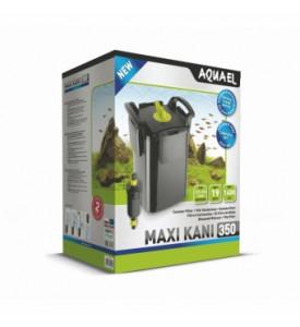 AquaEl, Maxi Kani 350, фильтр внешний (1400 л/ч, 250-350 л., 5 кассет)