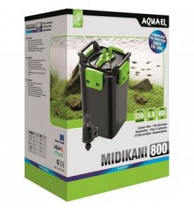 AquaEl, Midi Kani 800, фильтр внешний (800 л/ч, до 250 л.)