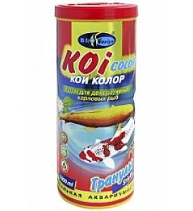 BioDesign, корм для рыб Koi Color (для прудовых рыб)