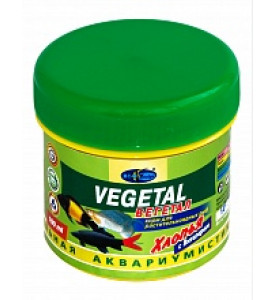 BioDesign, корм для рыб Vegetal (хлопья)