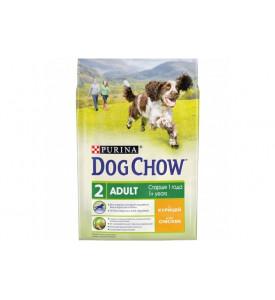 Dog Chow, Adult, корм д/собак всех пород (курица)