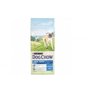 Dog Chow, Adult, корм д/собак крупных пород (индейка)