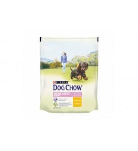 Dog Chow, Puppy, корм д/щенков мелких пород (курица)