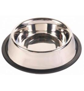 Аква-Энимал, миска металлическая на резинке (0,45 л.)