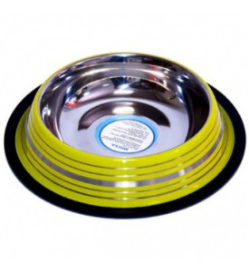 Аква-Энимал, миска металлическая на резинке с рисунком (0,45 л.)