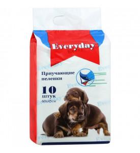 Everyday, пеленка для животных гелевая впитывающая (10 шт.)