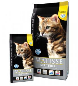 Farmina, Matisse, Adult, корм д/стер/кастр/кошек (курица/рис)