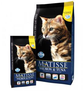 Farmina, Matisse, Adult, корм д/кошек (лосось/тунец)