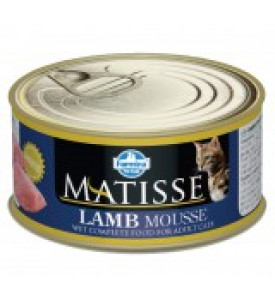 Farmina, Matisse, влажный корм д/кошек (ягненок)