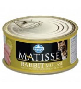 Farmina, Matisse, влажный корм д/кошек (кролик)