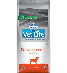 Farmina, Vet Life, Convalescence, корм д/собак (восстановление)