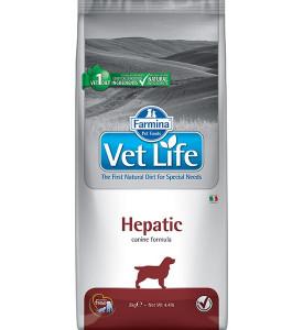 Farmina, Vet Life, Hepatic, корм д/собак (заболевания печени)