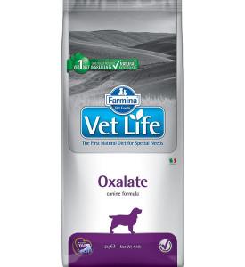 Farmina, Vet Life, Oxalate, корм д/собак (при оксалатах)