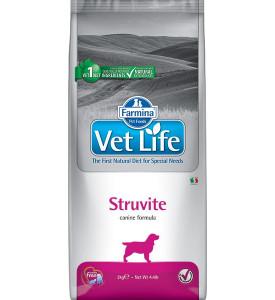 Farmina, Vet Life, Struvite, корм д/собак (при струвитах)