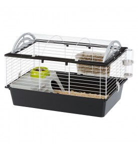 Ferplast, Casita 80, клетка для кроликов (78х48х50 см.)