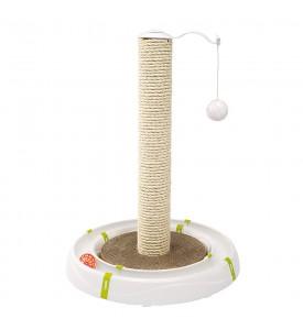 Ferplast, Magic Tower, игрушка для кошек в комплекте с когтеточкой (Ø40x55 см.)