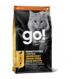 GO!, Sensitivities, корм д/кошек и котят (утка)