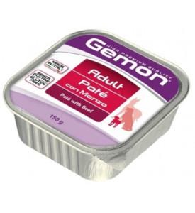 Gemon, Adult, влажный корм д/собак паштет (говядина)