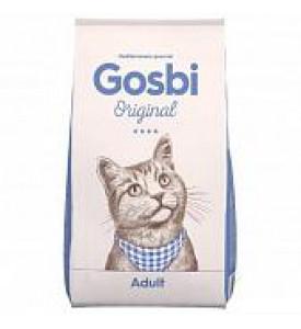 Gosbi, Original, Adult, корм д/кошек (курица/рис)