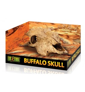 Hagen, Exo-Terra, Buffalo Skull, декорация-укрытие д/террариума
