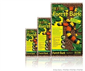 Hagen, Exo-Terra, Forest Bark, древесная кора д/террариума