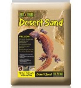 Hagen, Exo-Terra, Desert Sand, песок д/террариума (желтый)