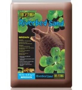 Hagen, Exo-Terra, Riverbed Sand, песок д/террариума (коричневый)