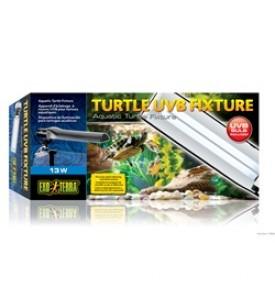 Hagen, Exo-Terra, Turtle UVB Fixture, светильник д/террариума